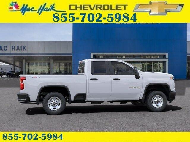 2021 chevrolet silverado 2500hd work truck 5 miles summit