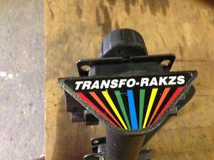 Porte Vélos Transfo-Rakzs pour Pneu de Secours