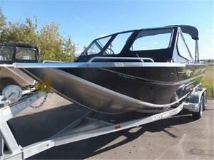 2015 Weldcraft 19 Sabre Jet Boat CLEARANCE PRICED 256bw