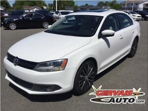 Volkswagen Jetta TDI Highline Cuir Toit Ouvrant MAGS 2013