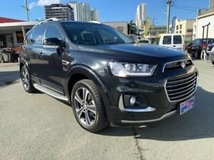 2016 Holden Captiva CG MY15 7 LTZ (AWD) Black 6 Speed Automatic Wagon Southport Gold Coast City Preview