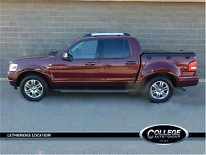 2008 Ford Explorer Sport Trac Limited 4.6L