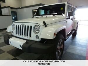 2016 Jeep Wrangler Unlimited SAHARA UNLIMITED