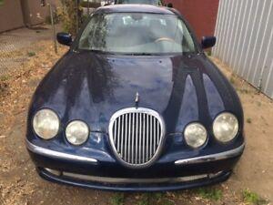 2001 Jaguar S-TYPE Sedan