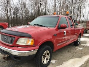 1999 Ford F-150 Supercab Camionnette (pick-up)