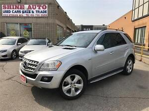 2009 Mercedes Benz M-Class ML350 DIESEL-NAVIGATION-BLUETEC!!!!
