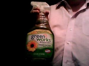 2 Bottles of Green Works All Purpose Cleaner