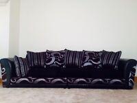 Large Sofa Set 4 + 2 seater
