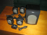 4.1 Speakers FS