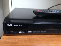 PANASONIC DVD PLAYER/RECORDER WITH HDD