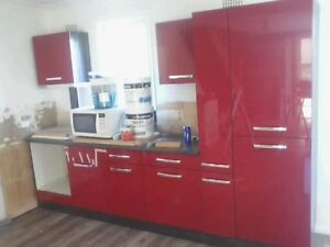 Installed cabinets Willmot Blacktown Area Preview