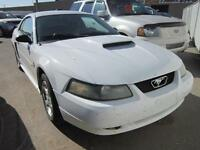 2003 FORD MUSTANG FRESH TRADE $2995