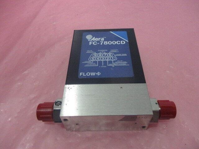 Aera FC-7800CD Mass Flow Controller, MFC, 421471