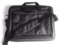 Brand New DELL laptop briefcase 16'' - Black, waterproof, multiple compartments