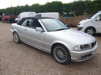 BMW 325 2.5i 2001MY Ci