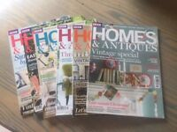 Home & Antiques Magazines 2011