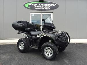 Check out this 2015 750 Brute force 4x4 with only 1300km's