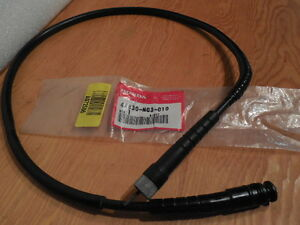 XR400R OEM ODOMETER CABLE (1996-2004)