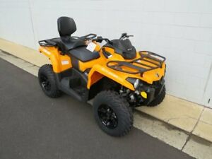 2019 CAN-AM OUTLANDER MAX 570 DPS All Terrain Vehicle 570cc Geelong Geelong City Preview