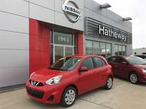 2017 Nissan Micra SV *** only 99$ bi-weekly plus taxes****
