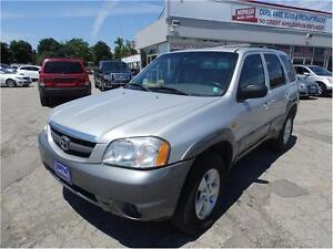 """2001 Mazda Tribute LEATHER , BEING SOLD """"AS-IS"""""""