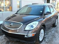 2009 Buick Enclave CXL AWD LOCAL TRADE LOW KM FULLY LOADED FINAN