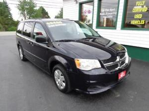 2011 Dodge Grand Caravan SXT only $105 bi-weekly all in!