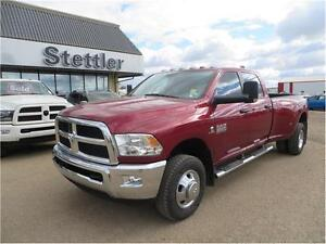 2015 RAM 3500 SLT 4x4 DIESEL DUALLY!  TOW PACKAGE!
