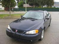 2004 Pontiac Grand Am local 1 owner, 2 sets of tires!
