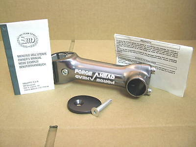 New-Old-Stock 3T Forge Ahead Road Stem (25.8 mm / 26.0 mm clamp x 120 mm)