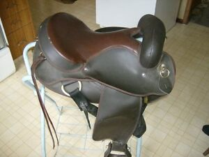 Endurance or Trail saddle