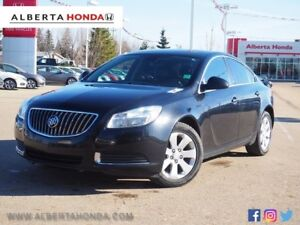 2012 Buick Regal Base... Power Leather Seats. ABS. Traction Cont