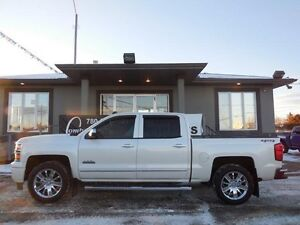2014 Chevrolet Silverado 1500 Crew Cab High Country 4x4- 6.2L V8