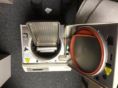 Ritter M9d Autoclave Wmanual Door Steam Sterilizer By Midmark