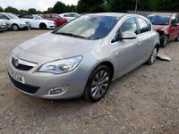 VAUXHALL ASTRA J 1.6 2012 BREAKING FOR SPARES PLEASE CALL BEFORE YOU COME