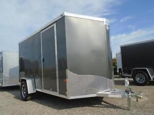IN STOCK SPECIAL - 6X12 NEO - MULTI USE CARGO TRAILER!! London Ontario image 4