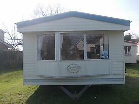 Cheap 2 bedroom Caravan for sale, Mersea Island, Essex