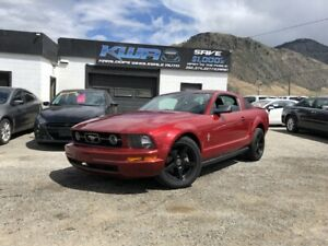 2008 Ford Mustang WARRANTY INCLUDED