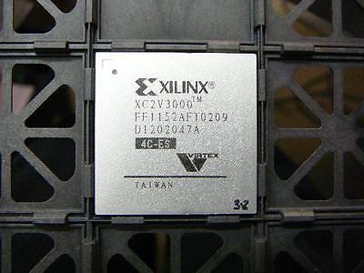 Xilinx Xc2v3000 4Ff1152c Fpga 720 I O 1152 Fcbga    New