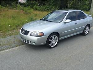 2004 Nissan Sentra SE-R NEW MVI, NEW TIRES, 6 SPD, GREAT SHAPE!!