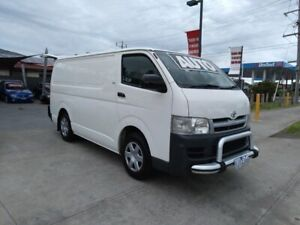2006 Toyota HiAce TRH201R LWB 4 Speed Automatic Van Deer Park Brimbank Area Preview