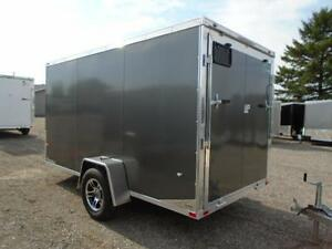 IN STOCK SPECIAL - 6X12 NEO - MULTI USE CARGO TRAILER!! London Ontario image 2