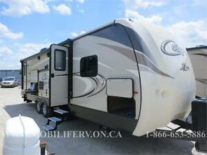 *SUPERIOR FAMILY TRAVEL TRAILER FOR SALE*COUGAR 29BHS*KING BED*