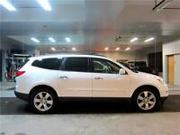 2009 Chevrolet Traverse LTZ LEATHER Certified 100% Credit Approv