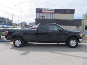 2010 Ford F-150 XLT EXTENDED   2WD SUPERCAB 5.4L V8 Long Box