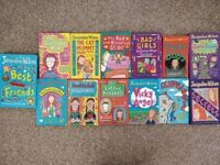 13 Jacqueline Wilson Children's Books