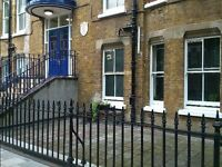 Lovely ground flr 1 bed period garden flat with character, great location seeks 2 bed flat