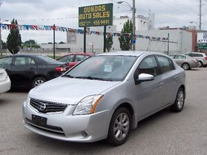 2011 Nissan Sentra 2.0 Sedan Only 62,000 Kms $10,995
