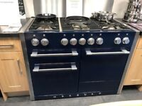 Mercury 1200 Dual fuel - Indigo Blue