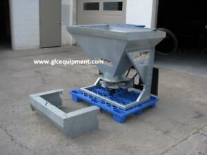 Skid Steer Salt and Sand Spreaders
